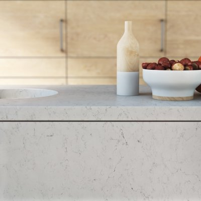 Caesarstone 5141 Frosty Carrina